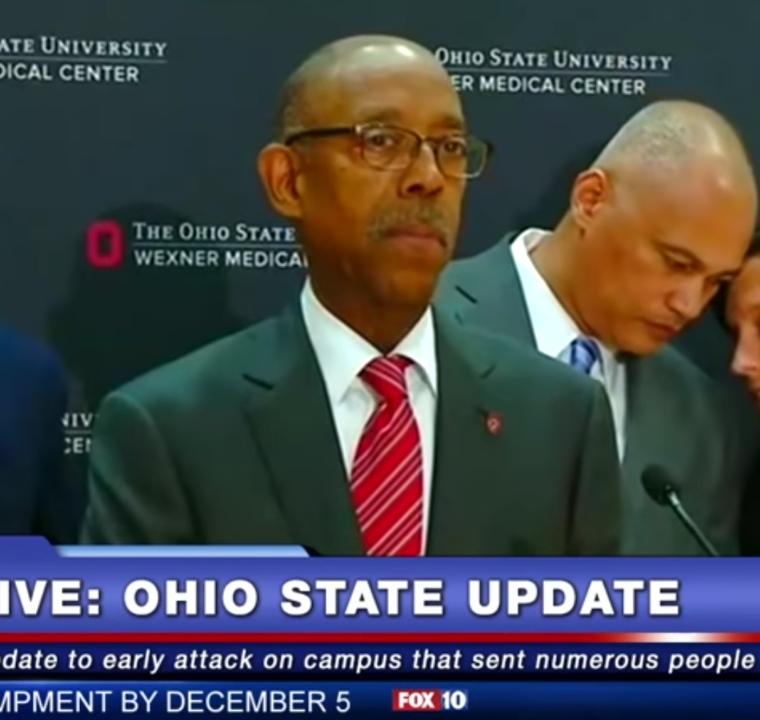 OSU Mass Stabbing, Terrorism, End Game Now